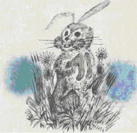 Сказка про храброго Зайца - длинные уши, косые глаза, короткий хвост - Алёнушкины сказки - Сказка Мамин-Сибиряк Д.Н. Рис. 3