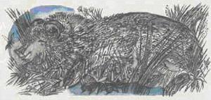 Сказка про Комара Комаровича - длинный нос и про мохнатого Мишу - короткий хвост - Алёнушкины сказки - Сказка Мамин-Сибиряк Д.Н. Рис. 1