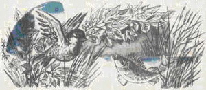 Сказка про Воробья Воробеича, Ерша Ершовича и весёлого трубочиста Яшу - Алёнушкины сказки - Сказка Мамин-Сибиряк Д.Н. Рис. 1