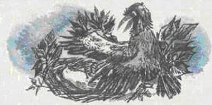 Сказочка про Воронушку - чёрную головушку и жёлтую птичку Канарейку - Алёнушкины сказки - Сказка Мамин-Сибиряк Д.Н. Рис. 3