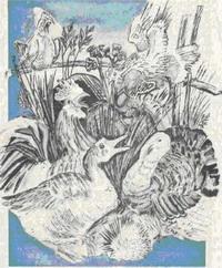 Умнее всех - Алёнушкины сказки - Сказка Мамин-Сибиряк Д.Н. Рис. 2