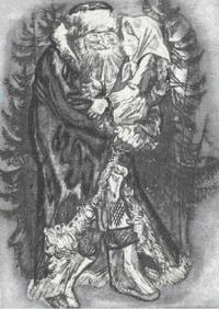 Пора спать - Алёнушкины сказки - Сказка Мамин-Сибиряк Д.Н. Рис. 2